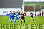 in Action Park's Oran Ferris  at the U 13 National Cup – Round 3 Park v Ennis Town at Christy Leahy Park on Saturday