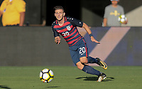 Santa Clara, CA - Wednesday July 26, 2017: Paul Arriola during the 2017 Gold Cup Final Championship match between the men's national teams of the United States (USA) and Jamaica (JAM) at Levi's Stadium.