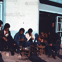 Eine Reise nach Israel, 1970er Jahre. A journey to Israel, 1970s.