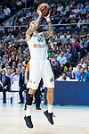 Real Madrid Jeffery Taylor during Turkish Airlines Euroleague Quarter Finals 4th match between Real Madrid and Panathinaikos at Wizink Center in Madrid, Spain. April 27, 2018. (ALTERPHOTOS/Borja B.Hojas)