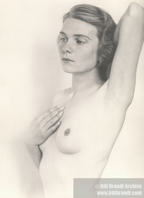 Early nude, 1930s