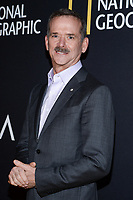 "NEW YORK CITY - MARCH 14:  Astronaut Chris Hadfield attends National Geographic's ""One Strange Rock"" screening and Q&A at Alice Tully Hall at Lincoln Center on March 14, 2018 in New York City. (Photo by Anthony Behar/NatGeo/PictureGroup)"