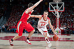 2009-10 NCAA Basketball: Ohio State at Wisconsin