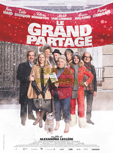 Le grand partage (2015) <br /> POSTER ART<br /> *Filmstill - Editorial Use Only*<br /> CAP/KFS<br /> Image supplied by Capital Pictures