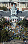 The March on Tallahassee at the Florida State Capitol in downtown Tallahassee, Florida on March 2, 2004.    (Mark Wallheiser/TallahasseeStock.com)