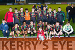 Champs<br /> -----------<br /> Park A celebrate their victory over Tralee Dynamos in the Healy family U15 cup last Friday evening at Mounthawk park, Tralee.