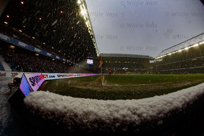 Winter football