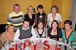 Staff of Listowel boy's school held their christmas party at the Listowel Arms Hotel on Saturday night, were front l-r Maria Halpin, Brenda Guiney, Miriam Costello, Margaret Lane and Bernie Sheehy.   Back l-r Pj Kenny, Deirdre O' Connor, Teresa Molyneaux and , Catherine Mc Ellistrem. .   Copyright Kerry's Eye 2008