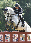 02.06.2019,  GER;  Deutsches Spring- und Dressur-Derby, 90. Deutsches Spring-Derby, im Bild Hergen Forket (GER)) auf Cockerell Foto © nordphoto / Witke