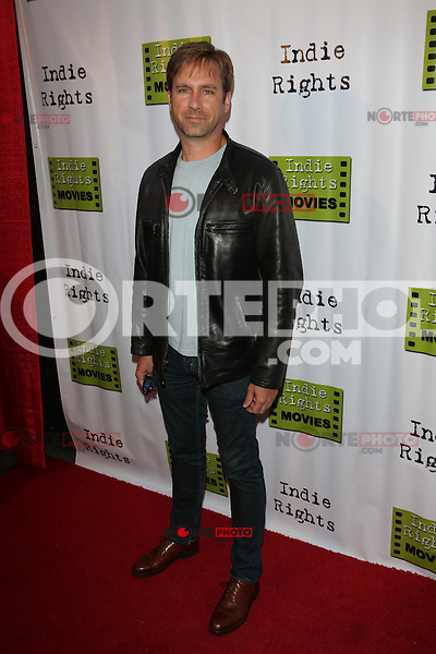 LOS ANGELES, CA - April 18, 2014:  Michael Fountain attends the Fray Movie Premiere, California. April 18, 2014. Credit:RD/Starlitepics /NortePhoto