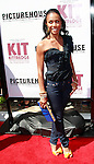 US actress Jada Pinkett Smith arrives at the world premiere of 'Kit Kittredge: An American Girl' at the Grove in Los Angeles, California on 14 June 2008. The film is based on the American Girl doll line and centers on Kit Kittredge, a young woman who grows up in the early years of the Great Depression.