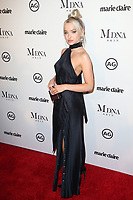 WEST HOLLYWOOD, CA - JANUARY 11: Dove Cameron at Marie Claire's Third Annual Image Makers Awards at Delilah LA in West Hollywood, California on January 11, 2018. <br /> CAP/MPI/FS<br /> &copy;FS/MPI/Capital Pictures