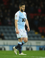 Blackburn Rovers' Craig Conway<br /> <br /> Photographer Kevin Barnes/CameraSport<br /> <br /> The EFL Sky Bet Championship - Blackburn Rovers v Wigan Athletic - Tuesday 12th March 2019 - Ewood Park - Blackburn<br /> <br /> World Copyright © 2019 CameraSport. All rights reserved. 43 Linden Ave. Countesthorpe. Leicester. England. LE8 5PG - Tel: +44 (0) 116 277 4147 - admin@camerasport.com - www.camerasport.com