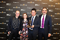 Picture by Simon Wilkinson/SWpix.com 01/122019 -  Rose d'Or 2019 Award Ceremony, red carpet arrivals and winners. Kings Place, London<br /> - AUDIO ENTERTAINMENT<br /> 13 Minutes to the Moon – UK<br /> BBC World Service