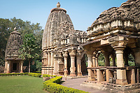 In the countryside outside of Kota, stand nine sacred spaces built between the 9th and 12 centuries, which are adorned with elaborate stone carvings.