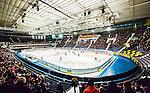 Stockholm 2014-12-01 Ishockey Hockeyallsvenskan AIK - S&ouml;dert&auml;lje SK :  <br /> Vy &ouml;ver Hovet under matchen mellan AIK och S&ouml;dert&auml;lje SK <br /> (Foto: Kenta J&ouml;nsson) Nyckelord:  AIK Gnaget Hockeyallsvenskan Allsvenskan Hovet Johanneshov Isstadion S&ouml;dert&auml;lje SSK supporter fans publik supporters inomhus interi&ouml;r interior