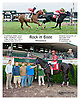 Rock In Bage winning at Delaware Park on 10/9/13
