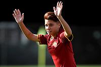 Manuela Giugliano of AS Roma  <br /> Roma 8/9/2019 Stadio Tre Fontane <br /> Luisa Petrucci Trophy 2019<br /> AS Roma - Paris Saint Germain<br /> Photo Andrea Staccioli / Insidefoto
