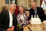 Louise McGowan 100th birthday