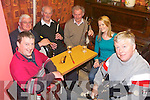 REHEARSING: Some of the many musicians who will perform at a concert on Saturday night next in the CYMS Hall, Killorglin to remember their friend and fellow musician, Muireann Clifford from Killorglin.