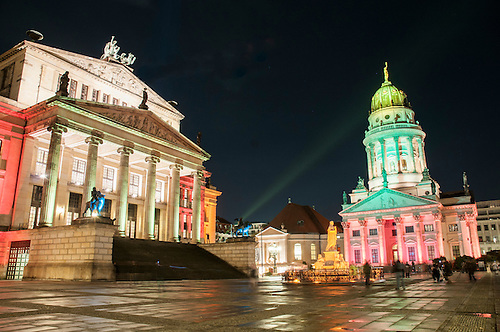 Gendarmenmarkt festival of lights