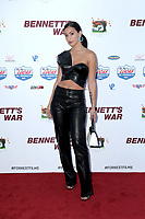 """LOS ANGELES - AUG 13:  Lexy Panterra at the """"Bennett's War"""" Los Angeles Premiere at the Warner Brothers Studios on August 13, 2019 in Burbank, CA"""