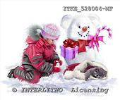Isabella, CHRISTMAS CHILDREN, paintings,+children, kids,++++,ITKE528004-MF,#XK#