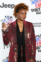 LOS ANGELES - MAR 3:  Dee Rees_ at the 2018 Film Independent Spirit Awards at the Beach on March 3, 2018 in Santa Monica, CA