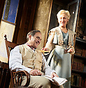 Long Day's Journey Into Night by Eugene O'Neill, directed by Anthony Page, designed by Lez Brotherston. With David Suchet as James Tyrone, Laurie Metcalf as Mary Cavan Tyrone. Opens at The Apollo Theatre ,Shaftsbury Avenue  on 10/4/12 CREDIT Geraint Lewis