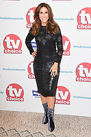 Gaynor Faye at the TV Choice Awards 2017 at The Dorchester Hotel, London, UK. <br /> 04 September  2017<br /> Picture: Steve Vas/Featureflash/SilverHub 0208 004 5359 sales@silverhubmedia.com