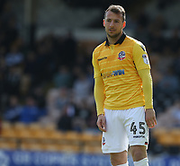 Bolton Wanderers' Adam Le Fondre<br /> <br /> Photographer Stephen White/CameraSport<br /> <br /> The EFL Sky Bet League One - Port Vale v Bolton Wanderers  - Saturday 22nd April 2017 - Vale Park - Burslem<br /> <br /> World Copyright &copy; 2017 CameraSport. All rights reserved. 43 Linden Ave. Countesthorpe. Leicester. England. LE8 5PG - Tel: +44 (0) 116 277 4147 - admin@camerasport.com - www.camerasport.com