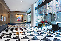 Lobby at 62 West 62nd Street