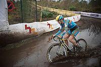 Loes Sels (BEL/Telenet-Fidea)<br /> <br /> Elite Women's race<br /> UCI 2016 cyclocross World Championships
