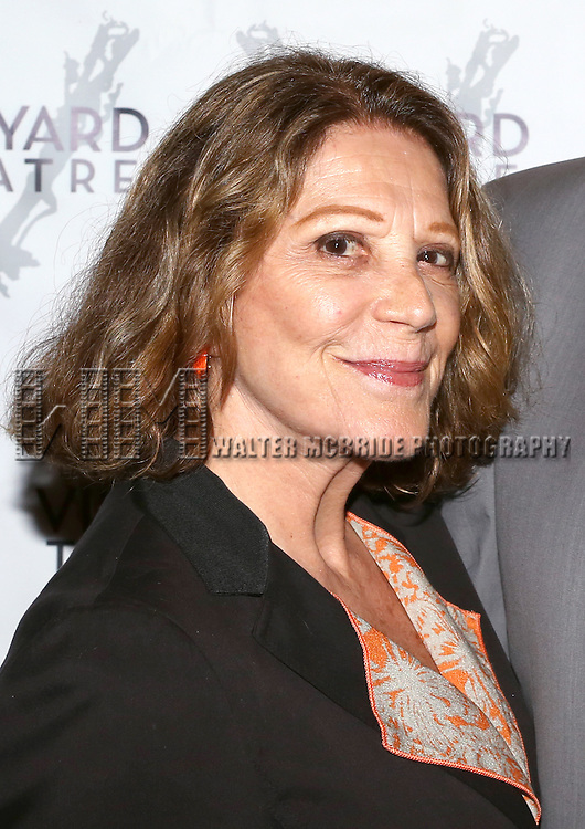 Linda Lavin attending the Opening Night After Party for the Vineyard Theatre Production of 'Somewhere Fun' at the Vineyard Theatre in New York City on June 04, 2013.