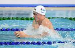 Calum TAIT (SCO) in the mens 200m . Swimming finals. XXI Commonwealth games. Optus Aquatics Centre. Gold Coast 2018. Queensland. Australia. 05/04/2018. ~ MANDATORY CREDIT Garry Bowden/SIPPA - NO UNAUTHORISED USE - +44 7837 394578