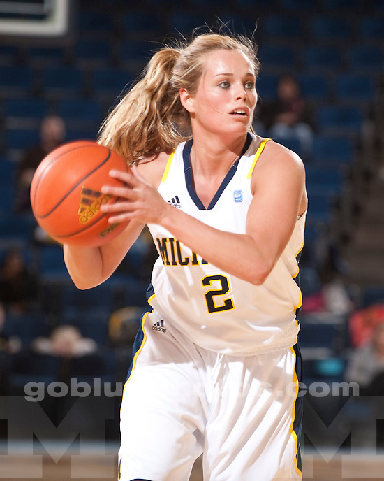 University of Michigan women's basketball 81-63 loss to Penn State at Crisler Arena in Ann Arbor, MI, on February 3, 2011.