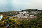 An aerial view of the former Rocky Point Amusement Park in Warwick, RI . Aerial images of RI/Narragansett Bay. (Photo/Joe Giblin)