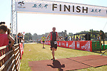 2015-06-27 Leeds Castle Sprint Tri 51 SB finish rem