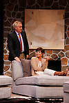 """As The World Turns' Colleen Zenk stars along with Malachy Cleary in """"Other Desert Cities"""" at the tech rehearsal (in costume) on October 14, 2015 at Whippoorwill Halll Theatre, North Castle Library, Kent Place, Armonk, New York.  (Photo by Sue Coflin/Max Photos)"""