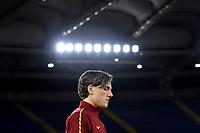 Nicolo Zaniolo of AS Roma <br /> Roma 5-1-2020 Stadio Olimpico <br /> Football Serie A 2019/2020 <br /> AS Roma - Torino FC <br /> Foto Andrea Staccioli / Insidefoto