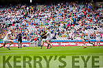 Paul Geaney, Kerry in action against  Kildare in the All Ireland Quarter Final at Croke Park on Sunday.