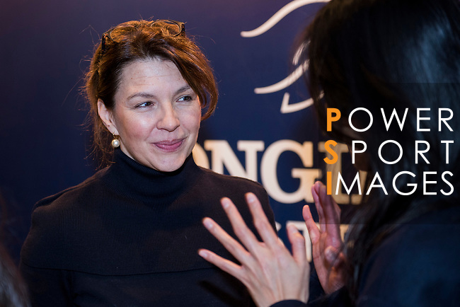 Media and Partners Gathering Event for the Longines Masters of Hong Kong 2018 on 16 January 2018, in Hong Kong, China. Photo by Kam Kwok Concord Wong / Power Sport Images