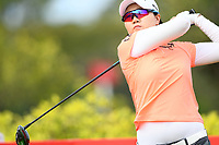 SINGAPORE - MARCH 02: Jeong Eun Lee of South Korea on the 3rd tee during the third round of the HSBC Women's World Championship 2019 at Sentosa Golf Club - Tanjong Course, Singapore on March 02, 2019.<br /> .<br /> .<br /> .<br /> (Photo by: Naratip Golf Srisupab/SEALs Sports Images)<br /> .<br /> Any image use must include a mandatory credit line adjacent to the content which should read: Naratip Golf Srisupab/SEALs Sports Images