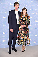 Tom Hughes &amp; Jenna Coleman at the photocall for season two of &quot;Victoria&quot; at Ham Yard Hotel, London, UK. <br /> 24 August  2017<br /> Picture: Steve Vas/Featureflash/SilverHub 0208 004 5359 sales@silverhubmedia.com