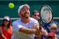 London, England, 6 th. July, 2018, Tennis,  Wimbledon, Men's doubles: Matwe Middelkoop (NED) <br /> Photo: Henk Koster/tennisimages.com