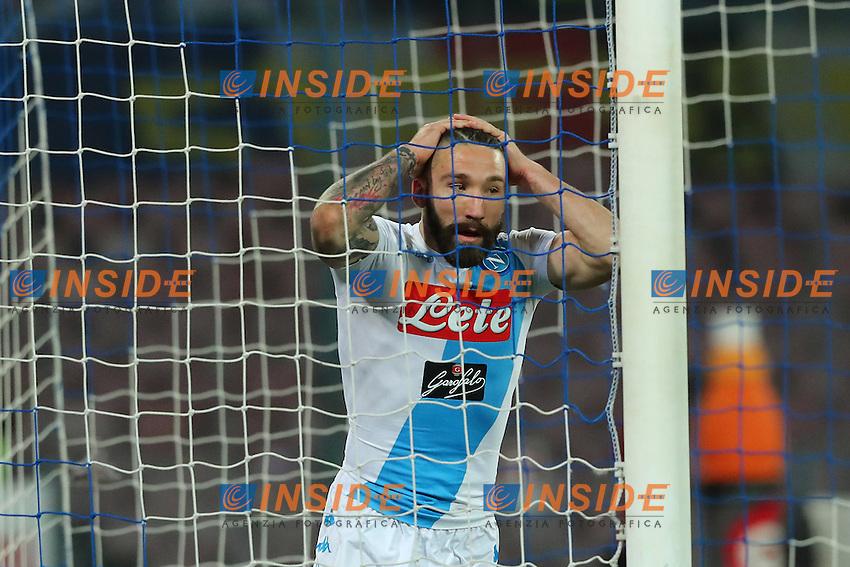 Lorenzo Tonelli Napoli<br /> Napoli 07-01-2017  Stadio San Paolo <br /> Football Campionato Serie A 2016/2017 <br /> Napoli - Sampdoria<br /> Foto Cesare Purini / Insidefoto