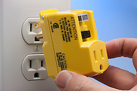 GROUND-FAULT CIRCUIT INTERRUPTER<br />