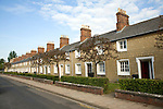 The Railway Village built by GWR to house workers in the 1840s, Swindon, England