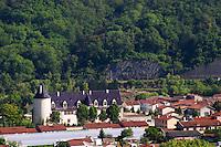 chateau d ampuis rhone france