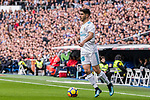 Marco Asensio of Real Madrid in action during the La Liga 2017-18 match between Real Madrid and Sevilla FC at Santiago Bernabeu Stadium on 09 December 2017 in Madrid, Spain. Photo by Diego Souto / Power Sport Images